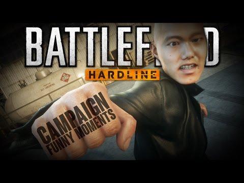 Battlefield Hardline Campaign is Best Campaign (Hardline Funny Moments)
