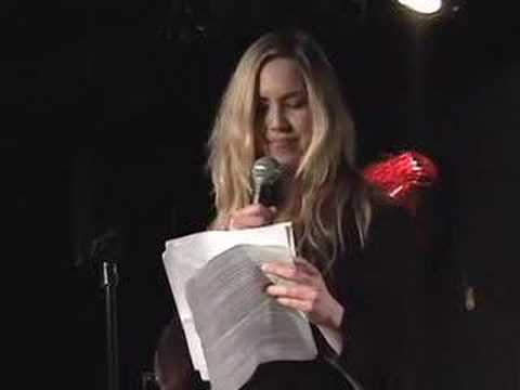 Mandy Stadtmiller at The Valentines Day Rejection Show @ UCB