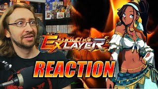MAX REACTS: Pullum, Area, Volcano?! Fighting EX Layer Trailer