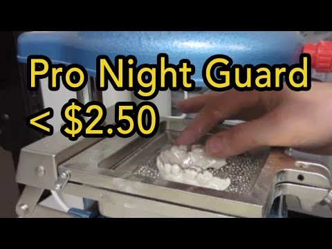 DIY Professional Dental Night Guard 100 For The Price Of One!