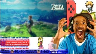 SHRINE GRIND PART 7!!! ZELDA BREATH OF THE WILD ON NINTENDO SWITCH!!!!!!!!