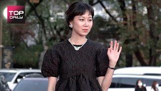 공효진ㅣ2020 대중문화예술상 레드카펫 201028 -…