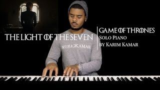Game Of Thrones - Light of The Seven - Piano & Sheets