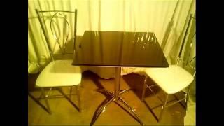 Столы для кафе.(Интернет магазин стеклянных столов http://ch-p-tolstov-mebel-i.tiu.ru/. Стеклянная мебель,стеклянные столы для кухни,обеде..., 2013-04-12T08:00:59.000Z)
