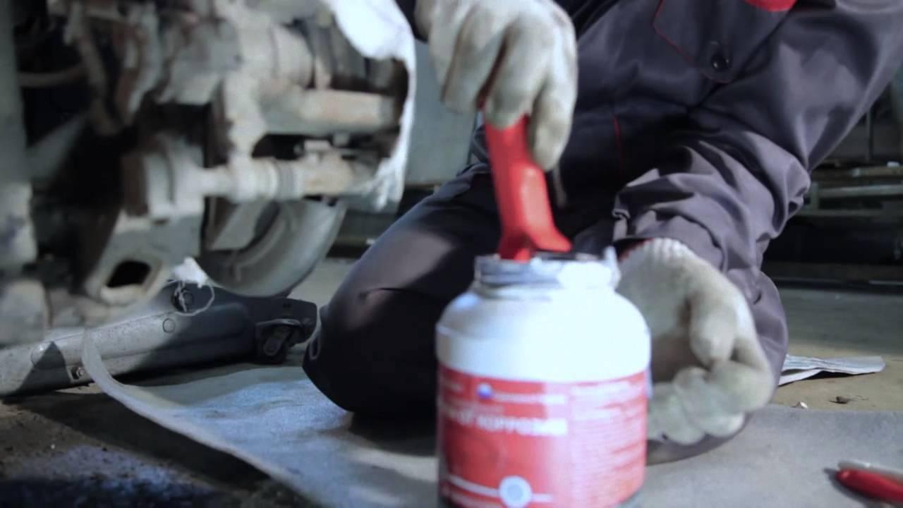 Антикоррозийная обработка автомобиля своими руками видео