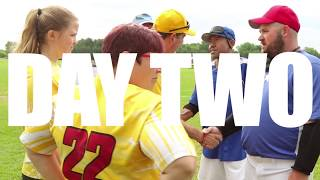 2018 Beep Baseball World Series Highlights Day 2