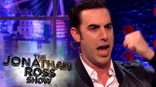 Sacha Baron Cohen vs Kazakhstan - The Jonathan Ross Show