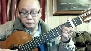 Thu Hát Cho Người (Vũ Đức Sao Biển) - Guitar Cover by Hoàng Bảo Tuấn