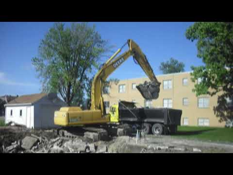 Excavation Contractors Nebraska