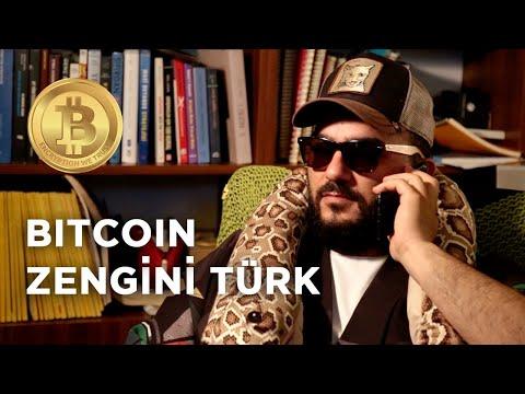 1 Milyon Bitcoin'i Olan Türk