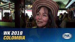 WK 2018   Nederlaag komt hard aan bij Colombia