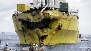Ferry Crashes With Cargo Ship 26 Dead 100's Missing Philippines Ferry Sinks Children Missing