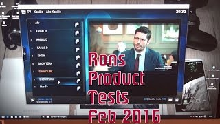 Kodi IPTV Feb 2016 Smart IPTV Tipps Tricks m3u Liste erstellen testen Deutsch Turk Internet Live TV