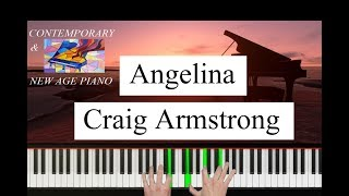 Angelina - Craig Armstrong 2004. Piano Cover