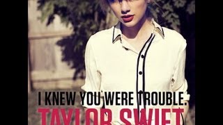Taylor Swift- I Knew You Were Trouble- In Spanish!!!
