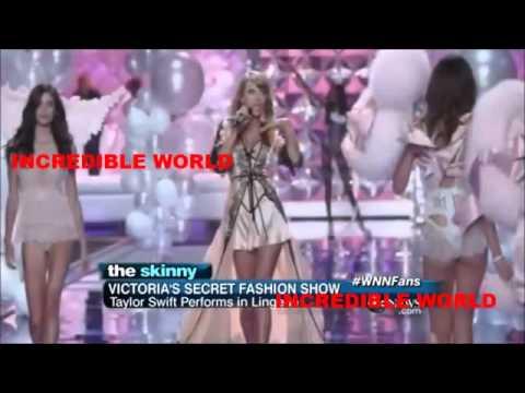 Видео: Maroon 5 - Moves Like Jagger, Victorias Secret Fashion Show Live Performance.mp4