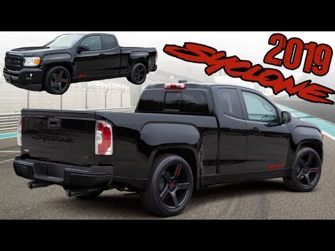 THE GMC SYCLONE IS BACK!! - YouTube