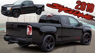 THE GMC SYCLONE IS BACK!!