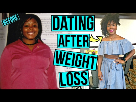 dating after losing a lot of weight