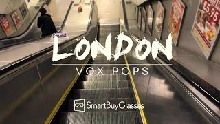 London Street Style VOX POPS | SmartBuyGlasses