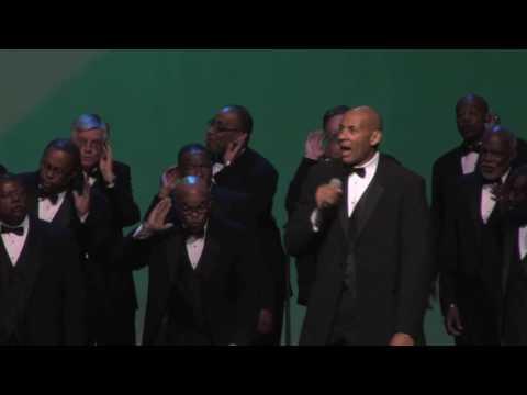 VERIZON HOW SWEET THE SOUND -100 MEN IN BLACK MALE CHORUS