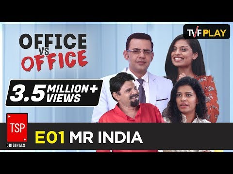 Office Vs Office (New Web-Series) S01E01 - 'Mr India' || Screen Patti
