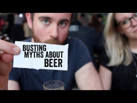 Busting myths about beer | The Craft Beer Channel