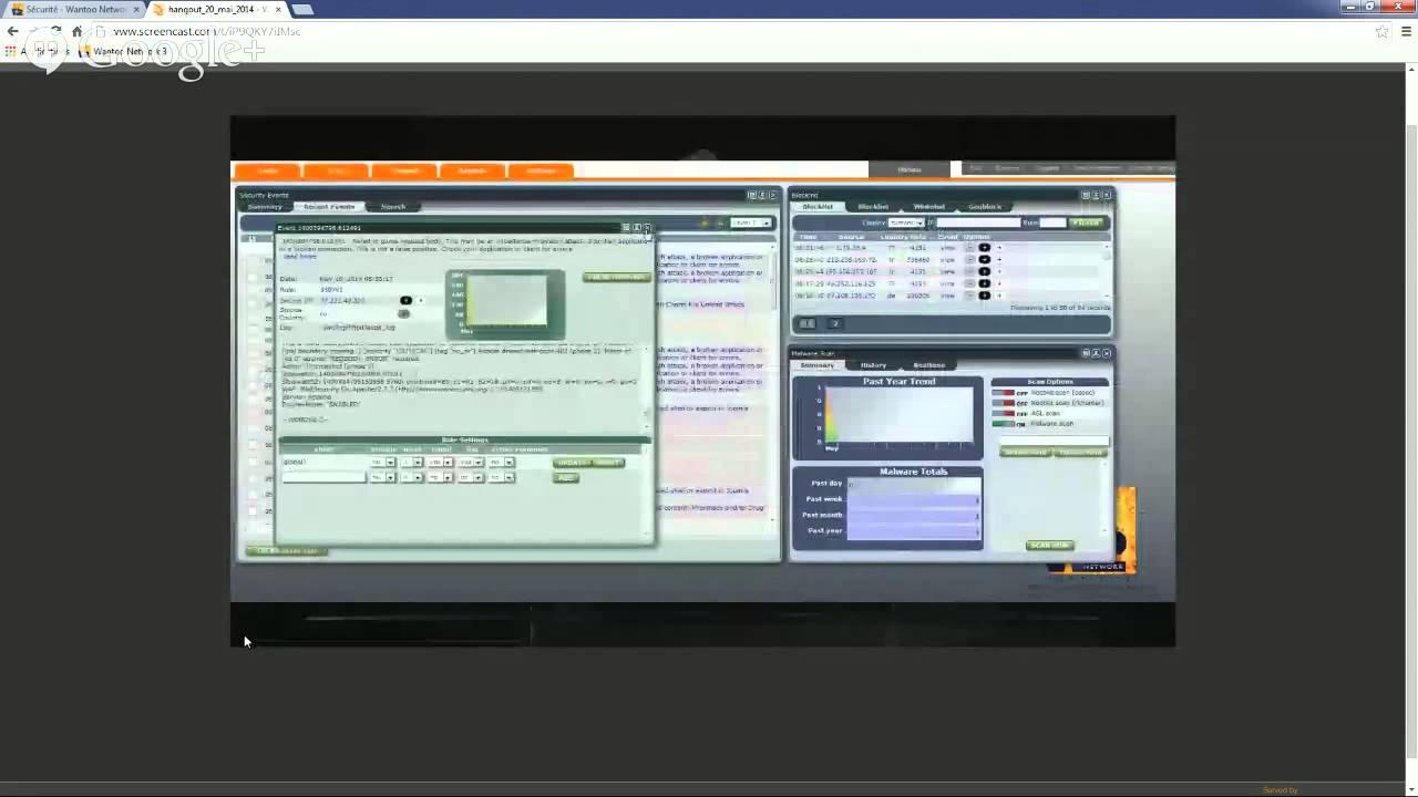 Hangout Joomla! : La sécurité avec le CMS Joomla!