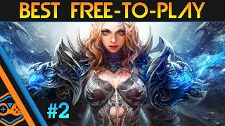 Top Best Free-to-Play Games - 2016 | #2
