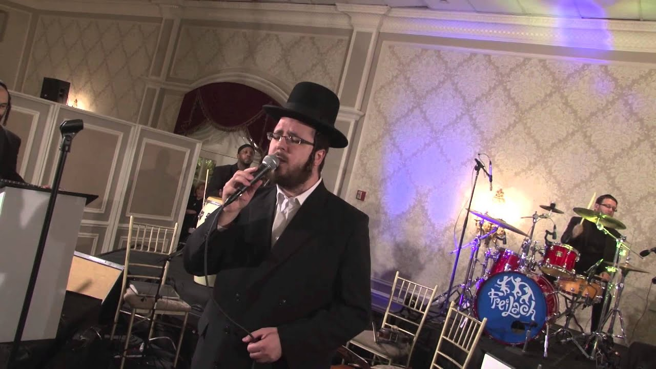 Beautiful Performance by Yoely Greenfeld & Freilach