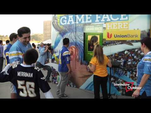 Union Bank / San Diego Chargers (promo)