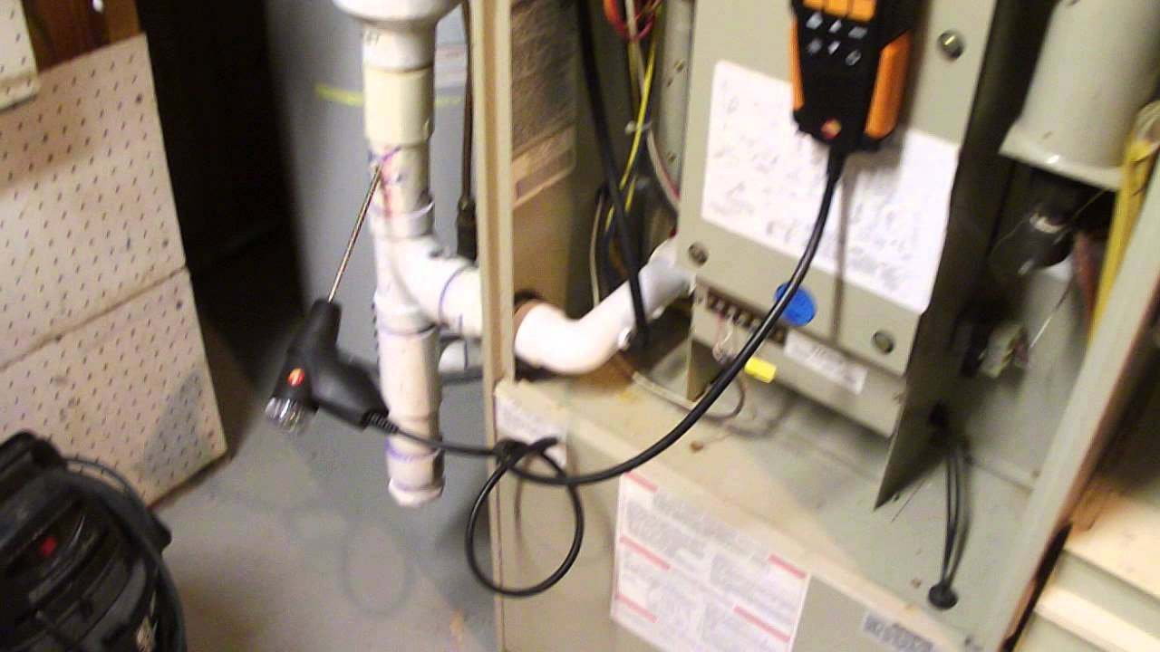 lennox pulse furnace. gurgling noise from condensate drain, lennox pulse furnace, minneapolis home inspection furnace