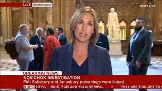 BBC World News 6 September 2018