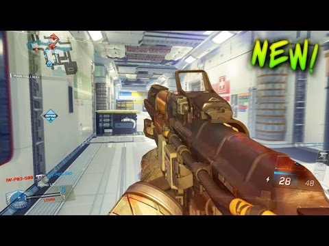 Call of Duty INFINITE WARFARE Multiplayer GAMEPLAY! (BETA LIVE w/ Ali-A)