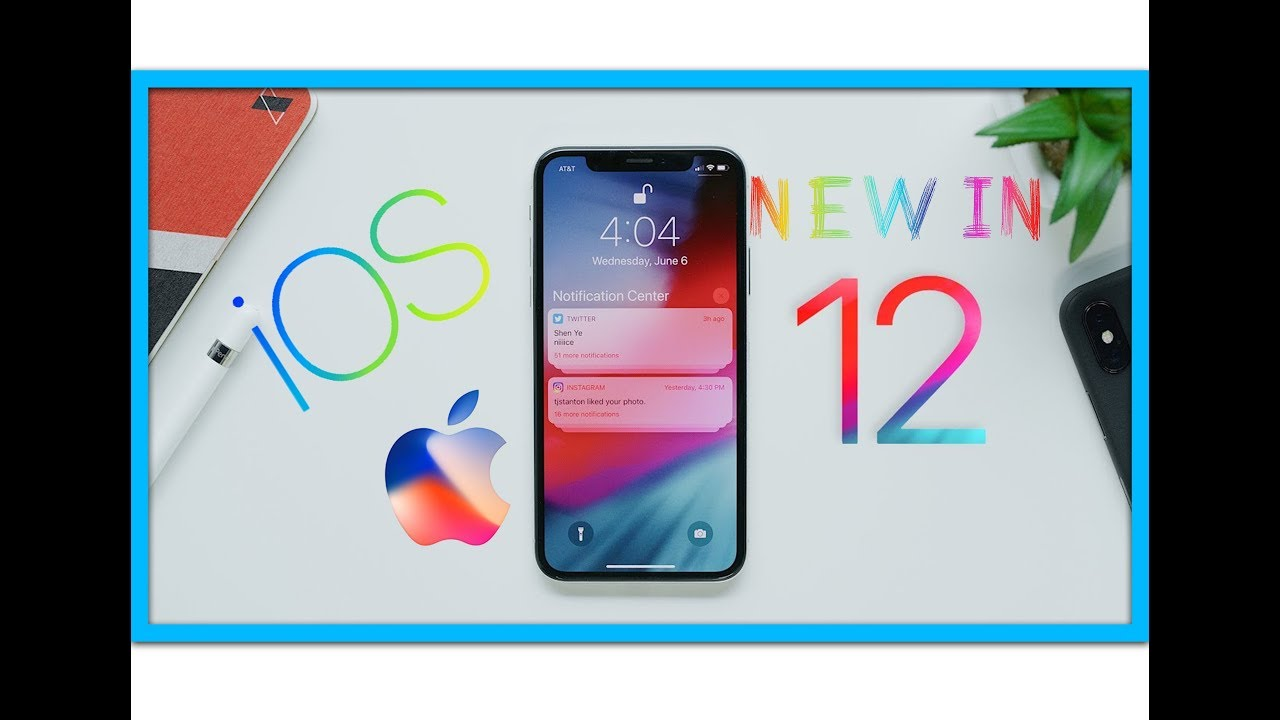 How to Update to IOS 12 [ 2019 ] |New in IOS 12 | Iphone/Ipad New Version  2019 📱📲