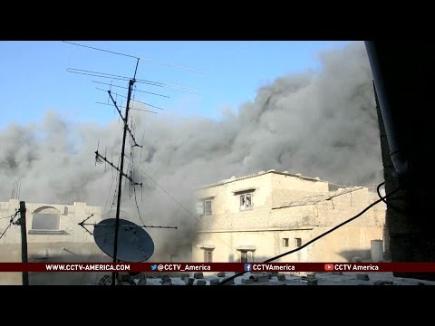 UN, U.S. try to broker cease-fire in Gaza