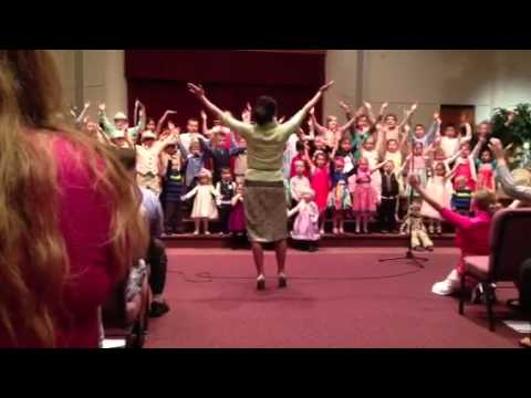 Children's Choir Easter