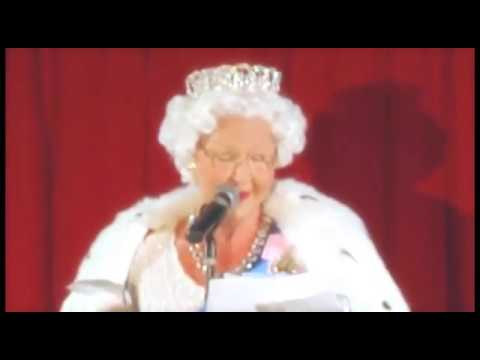 Queen Elizabeth ll Look and Sound Alike