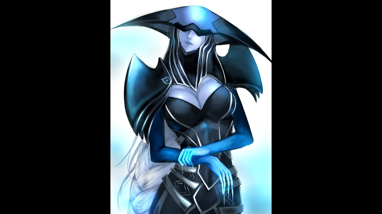 Lissandra, you troll. You... complete... troll. - YouTube