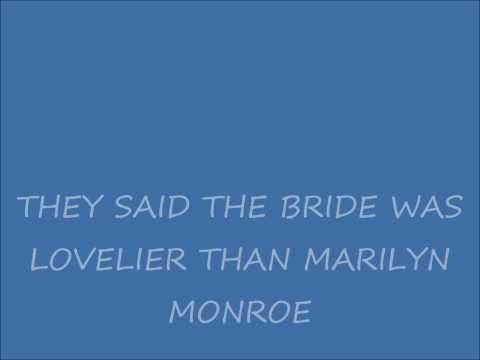 Marilyn Monroe 1 (from Blood Brothers) Backing Track Piano with Lyrics