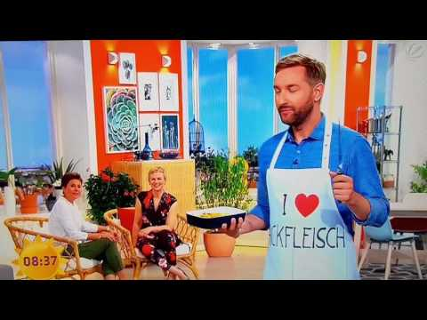 Lachflash im Frühstücksfernsehen - immer wieder gerne