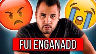 FUI ENGANADO EM UM SITE DE COMPRAS