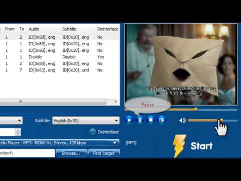 How to Rip & Convert DVD to MP3 with Free DVD Ripper