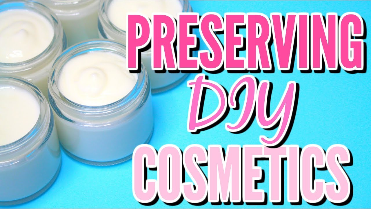 Do you need a Cosmetic Preservative? Preserving DIY Cosmetics Ι TaraLee