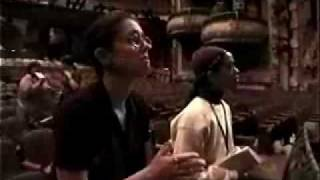 The Lion King on Broadway 1998 Tony Awards preview clips