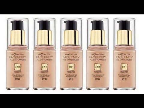 max factor flawless foundation