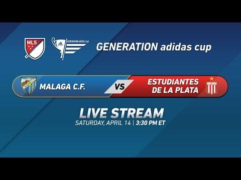 Malaga vs. Estudiantes de la Plata   2017 Generation adidas Cup