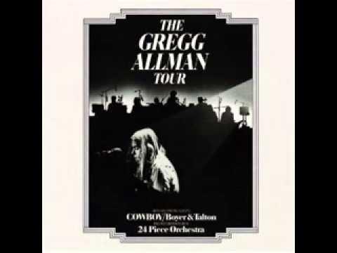 The Gregg Allman Tour - StandBack (1974)