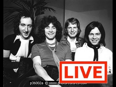 Pilot Live at BBC 1975 Radio Concert Programme