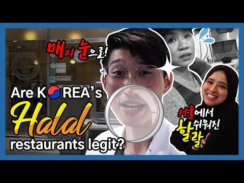 Are Korea's Halal Restaurants Legit? Grebek Restoran Halal Korea, Aman Nggak?